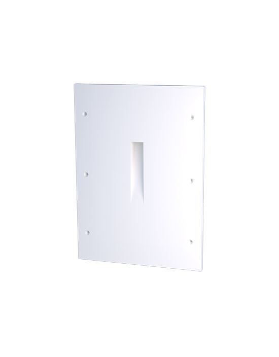 long square step light